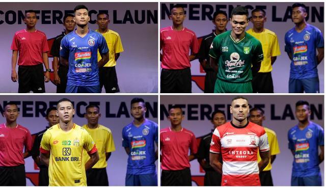 Rekomendasi jersey klub Indonesia
