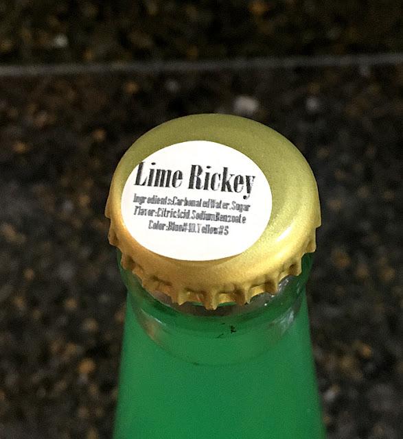 Whistler Lime Rickey