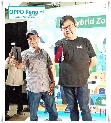 OPPO Reno 10x Zoom  Makassar
