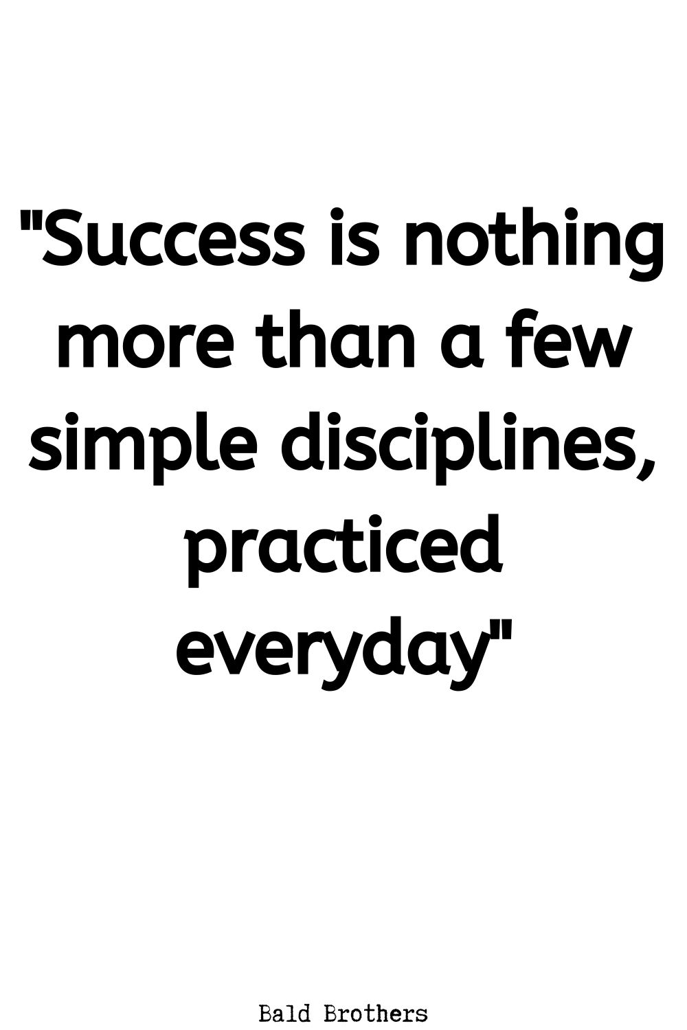 success-is-nothing