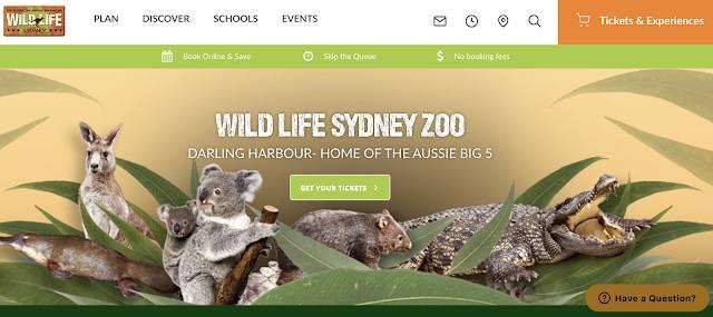 動物園系列 (二)- Wildlife Sydney Zoo 雪梨野生動物園