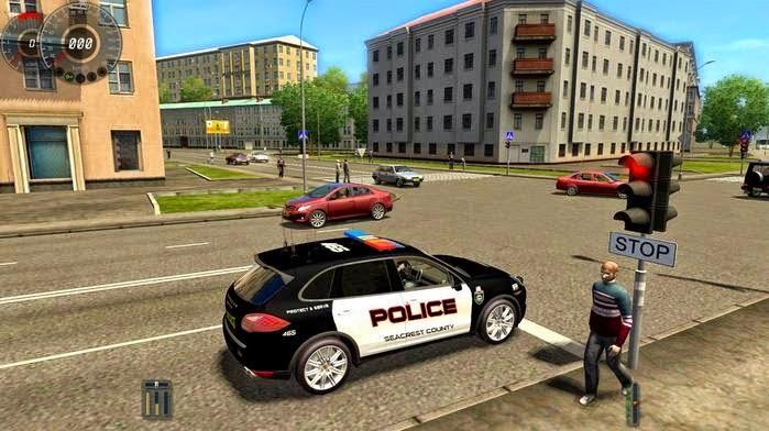 city car driving online