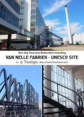 Van Nelle Fabriek Tour UNESCO Netherlands Rotterdam
