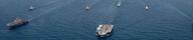 UK Strike Force Joins Indian And Quad Navies To Put A Stamp On Indo-Pacific