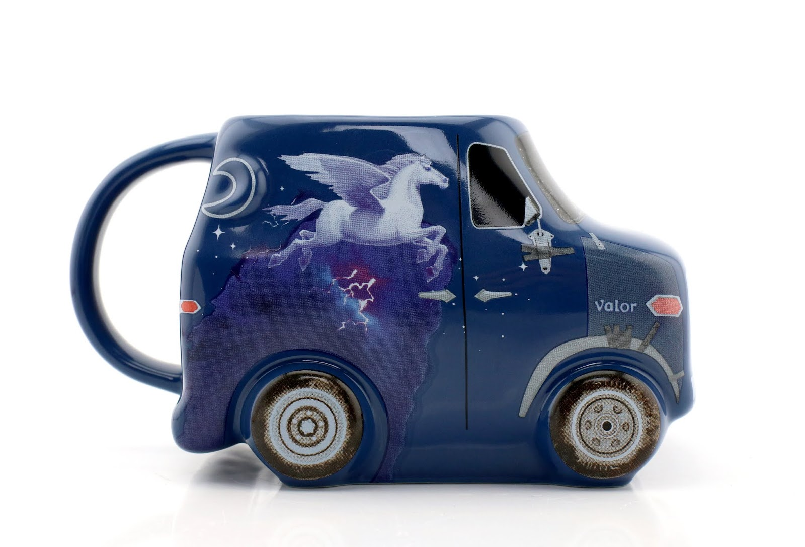 Onward Guinevere Van Mug Disney Store