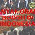 Alasan Mengapa Orang Indonesia Sangatlah Bodoh