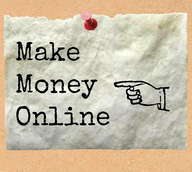 MAKE MONEY ONILNE