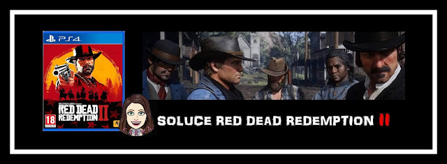 red dead redemption 2 soluce