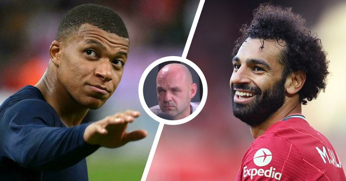 Murphy: Salah is the ideal replacement for Mbappe at PSG