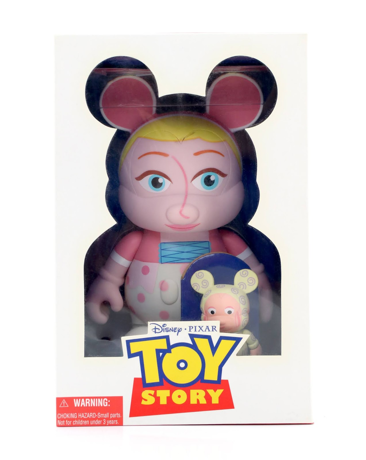 "Toy Story Bo Peep 9"" Vinylmation with Sheep"