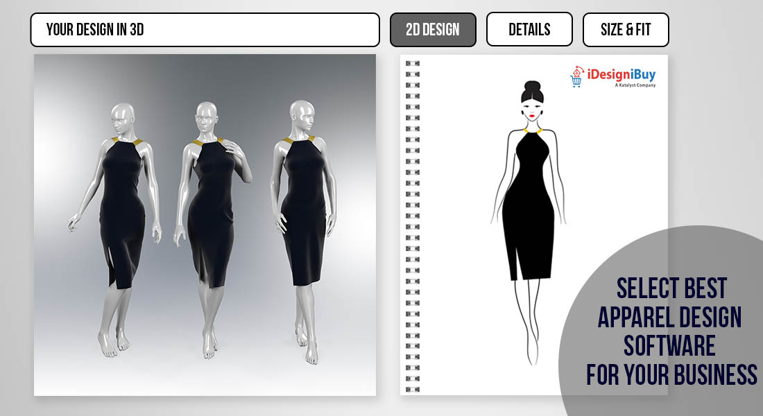 Select Best Apparel Design Software For Your Business