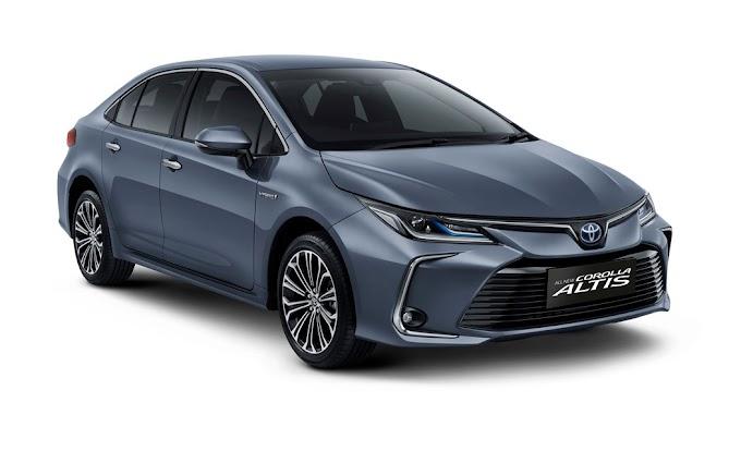 Toyota Corolla Altis, Mobil Sedan Elegan Buat Kamu Yang Modern