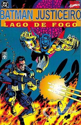 Batman & Justiceiro - Lago de Fogo