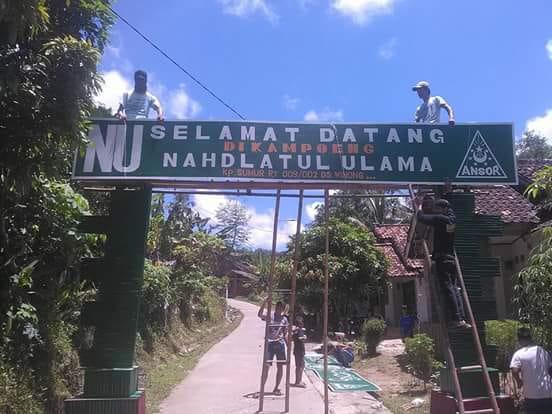 Patut Dicontoh, Inilah Kampung Nahdlatul Ulama di Banten