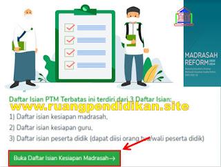 Daftar Isian Kesiapan Madrasah