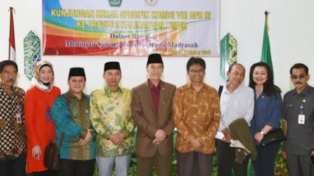 DPR Nilai Fasilitas Madrasah masih Kurang Layak