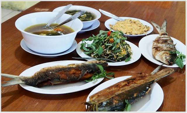 Bandeng Pak Elan;10 Top Kuliner Gresik;