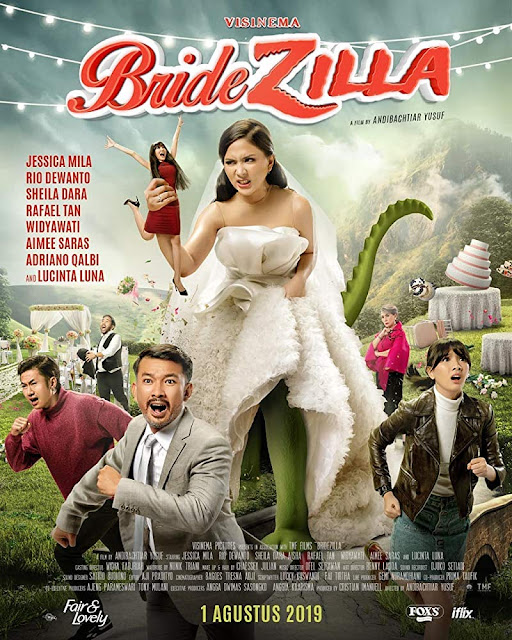 Sinopsis Film Bridezilla (2019)