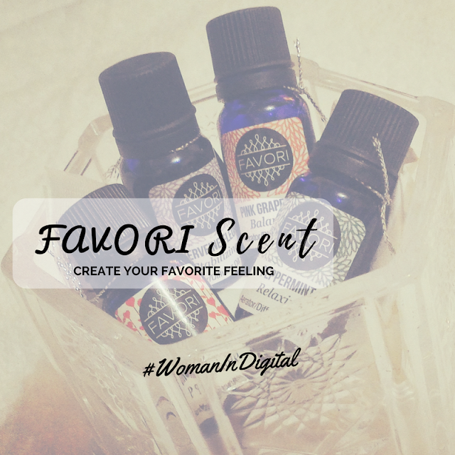 Set a Relaxing Weekend Mood with Favori Scents