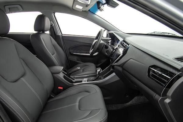 Caoa Chery Tiggo 3X Turbo 2022 - interior