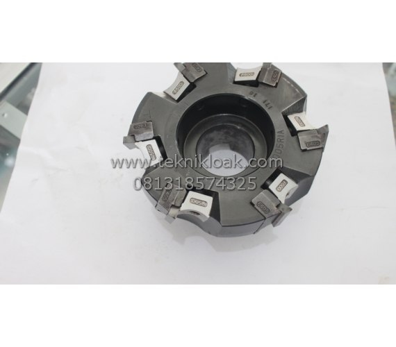 Face Mill dan Insert | Holder Milling | Pisau Milling | Cutter Milling
