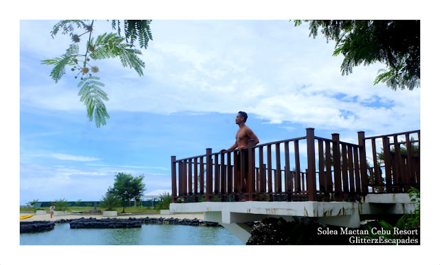CebuFitnessBlog Author, Mark Monta at Solea Mactan Cebu Resort