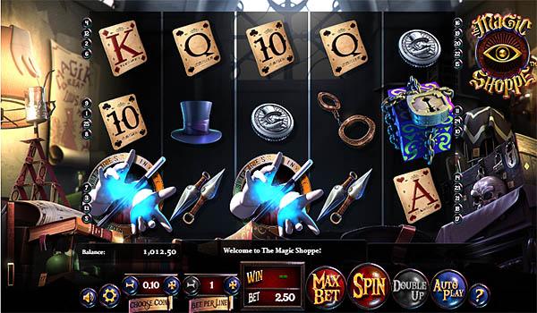 Main Gratis Slot Indonesia - The Magic Shoppe Betsoft