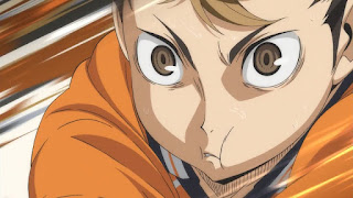 ハイキュー!! アニメ 3期2話 | 西谷夕 Nishinoya Yu  | Karasuno vs Shiratorizawa | HAIKYU!! Season3