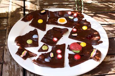 Chocolatinas halloween