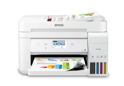 Epson EcoTank ET-4760 Driver Download Windows 10 64-bit