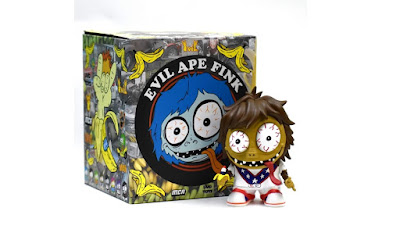 Evil Ape Stunt Fink Edition Vinyl Figure by MCA x UVD Toys