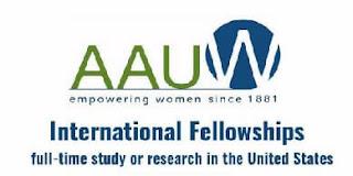 AAUW International Fellowship Program