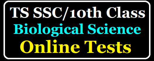TS SSC/10th Class Biological Science Online Tests /2020/04/TS-SSC-10th-Class-Biological-Science-Online-Tests.html