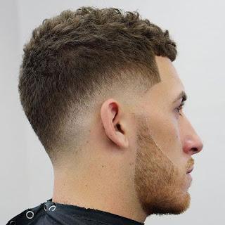 Model Rambut Fade