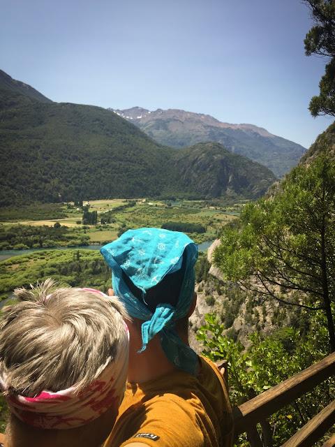 Mirador, Reserva Nacional Futaleufú, Patagonia, Chile (take 3)