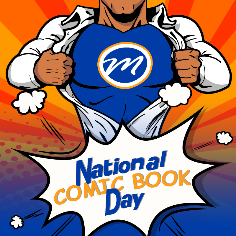 National Comic Book Day Wishes Sweet Images