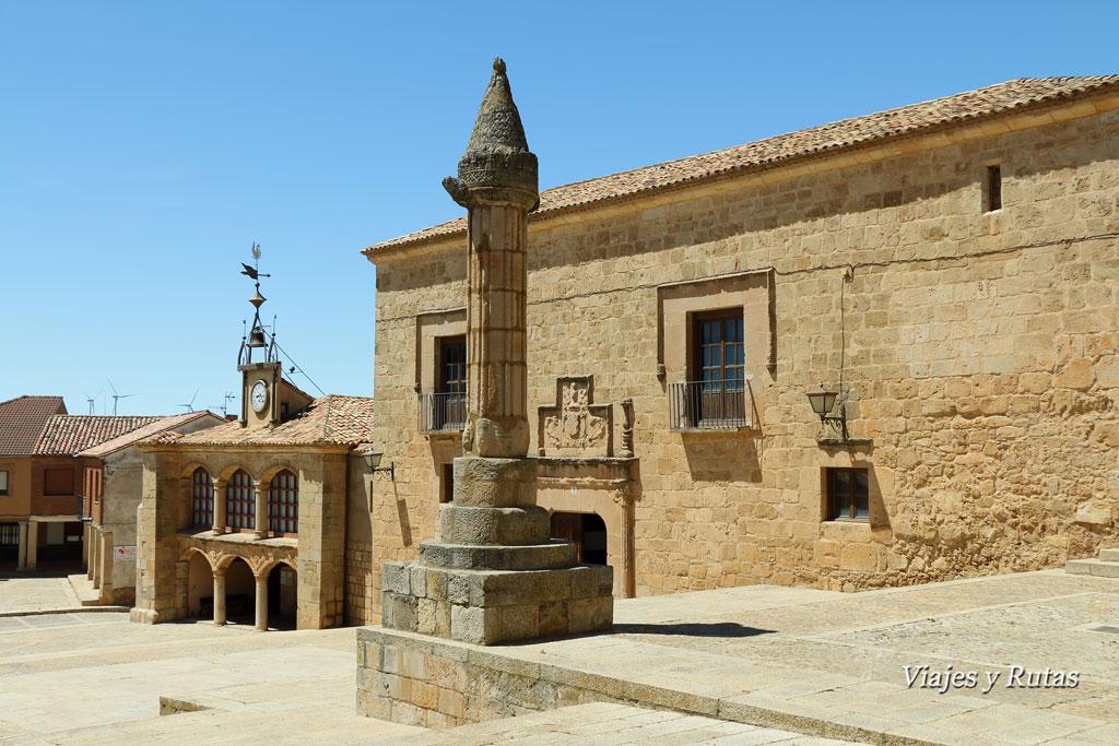 Picota de Morón de Almazán, Soria