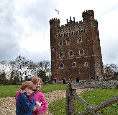 Tattershall Castle in Lincolnshire - A review