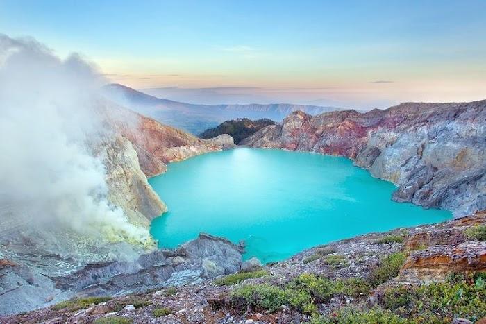 Pemkab Banyuwangi Terus Berjuang, Kawah Ijen Masuk Wilayah Kabupaten Banyuwangi