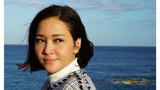 Pose di Bathub tapi Tak Berbikini, Maia: Nanti Disambit Netizen!