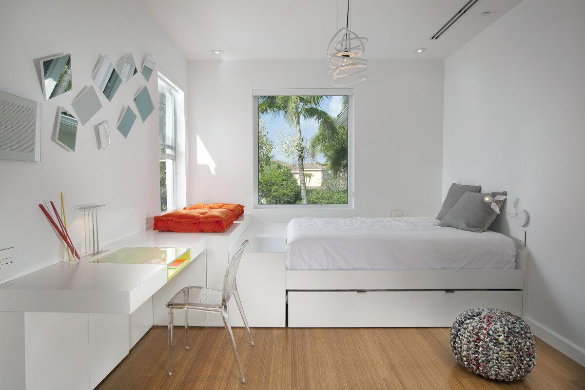 kamar tidur sederhana korea | interior rumah