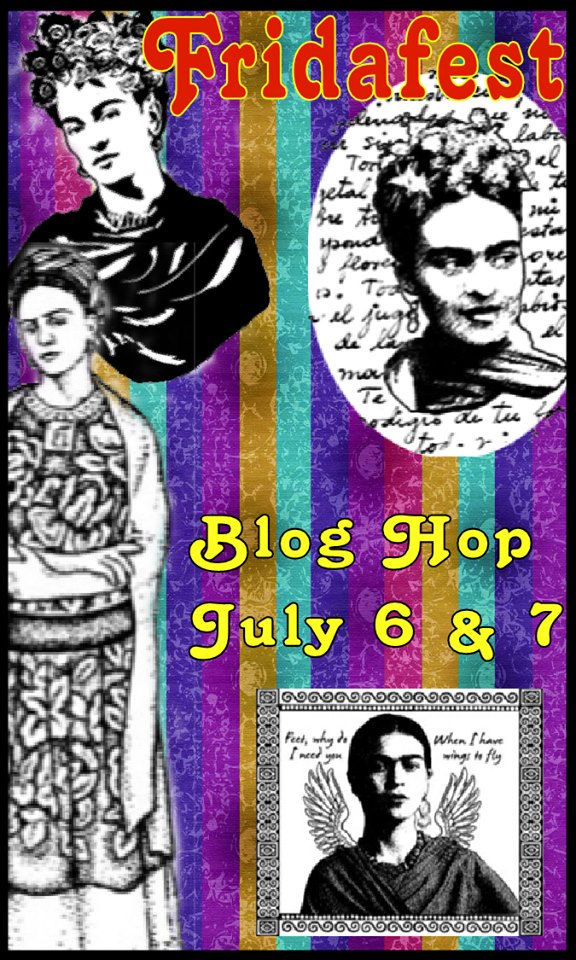 FRIDAFEST BLOG HOP AND LINKY PARTY