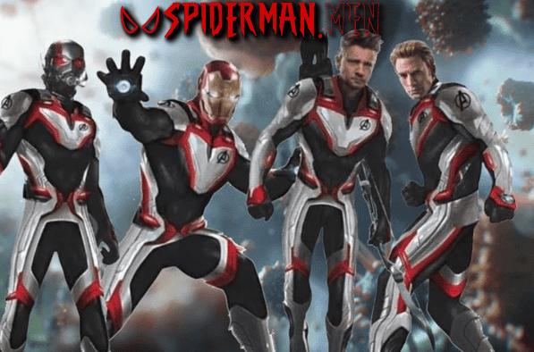 Película  Avengers: Endgame