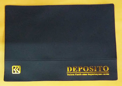tempat cetak amplop dompet deposito