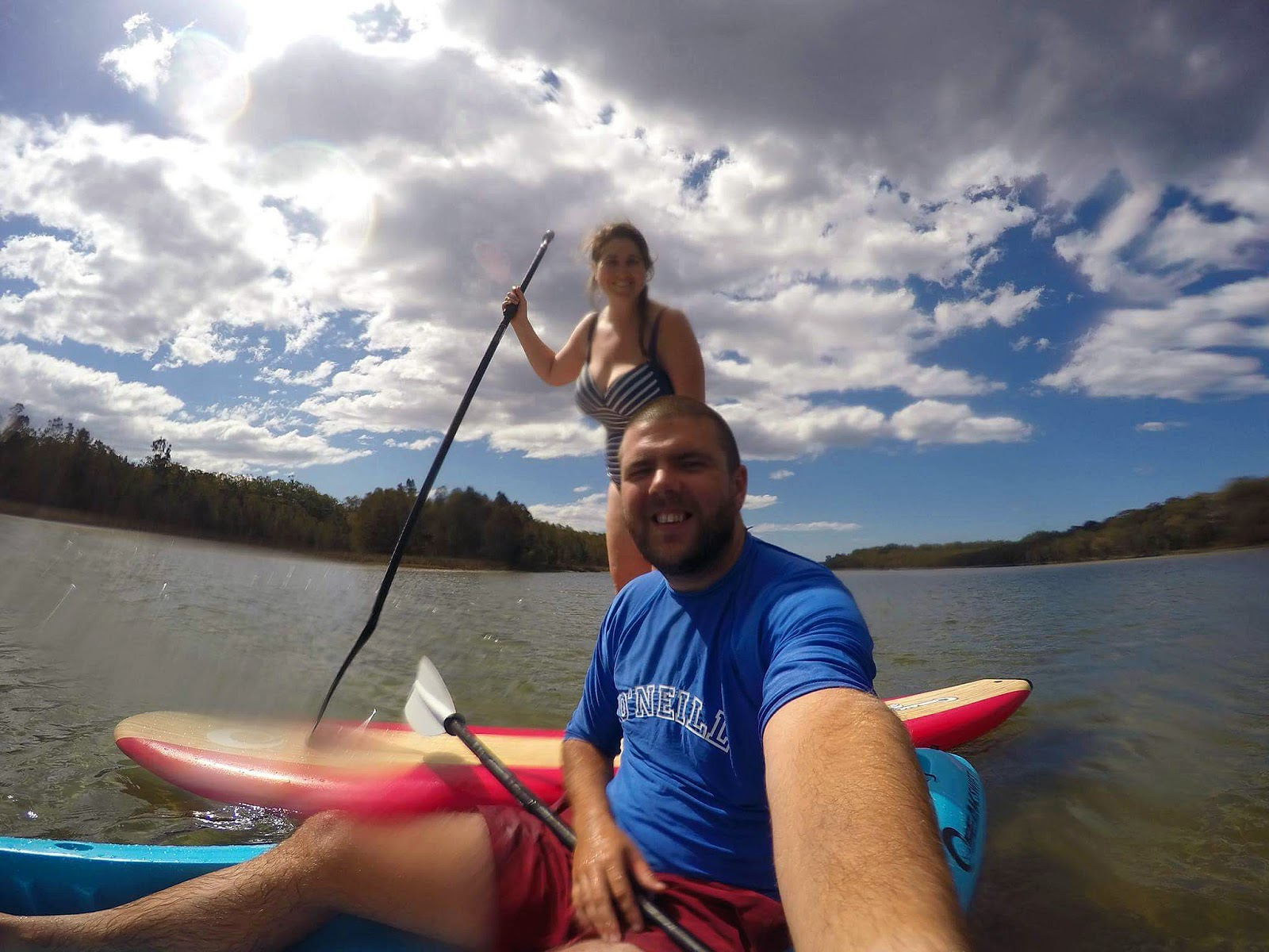 Stand up Paddle boarding Port Macquarie