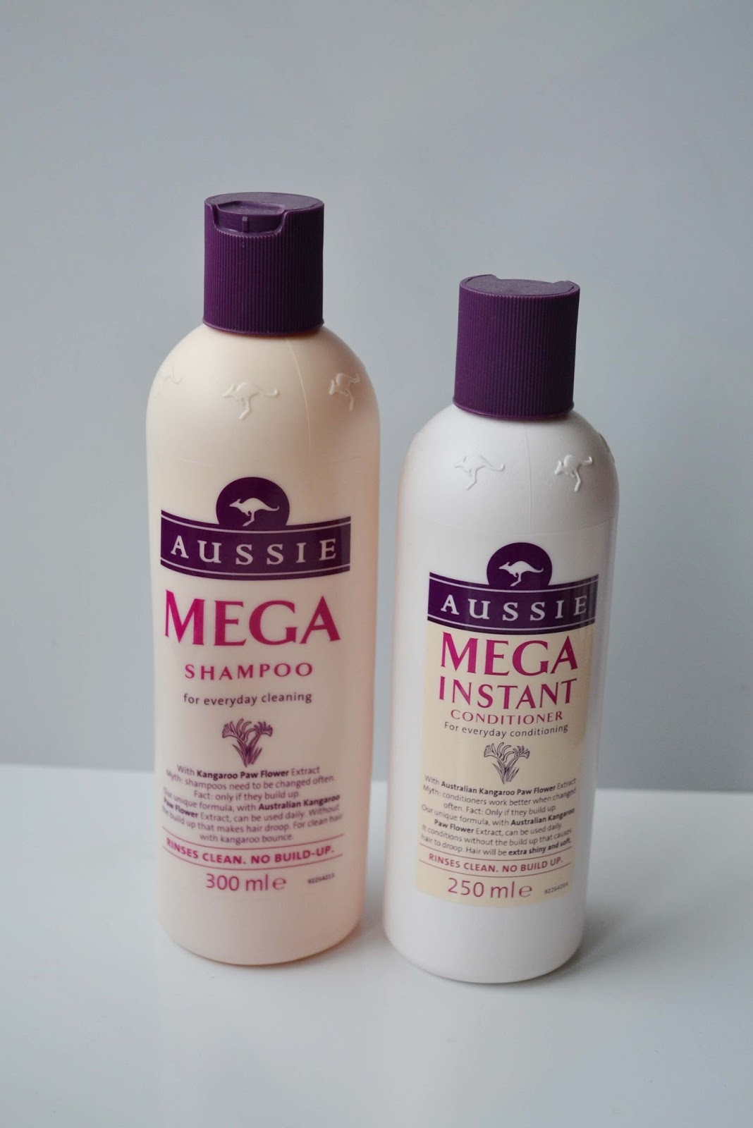 ORDINARY LIFE  Aussie šampon a kondicionér Mega Instant a91830944c0