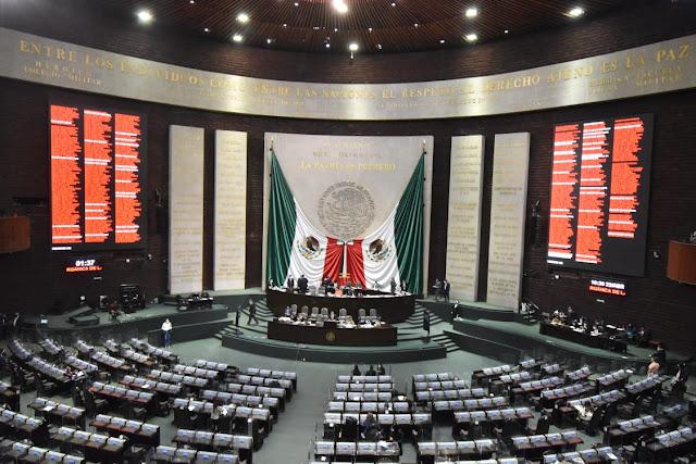 La Cámara de Diputados aprobó expedir la Ley de la Fiscalía General de la República