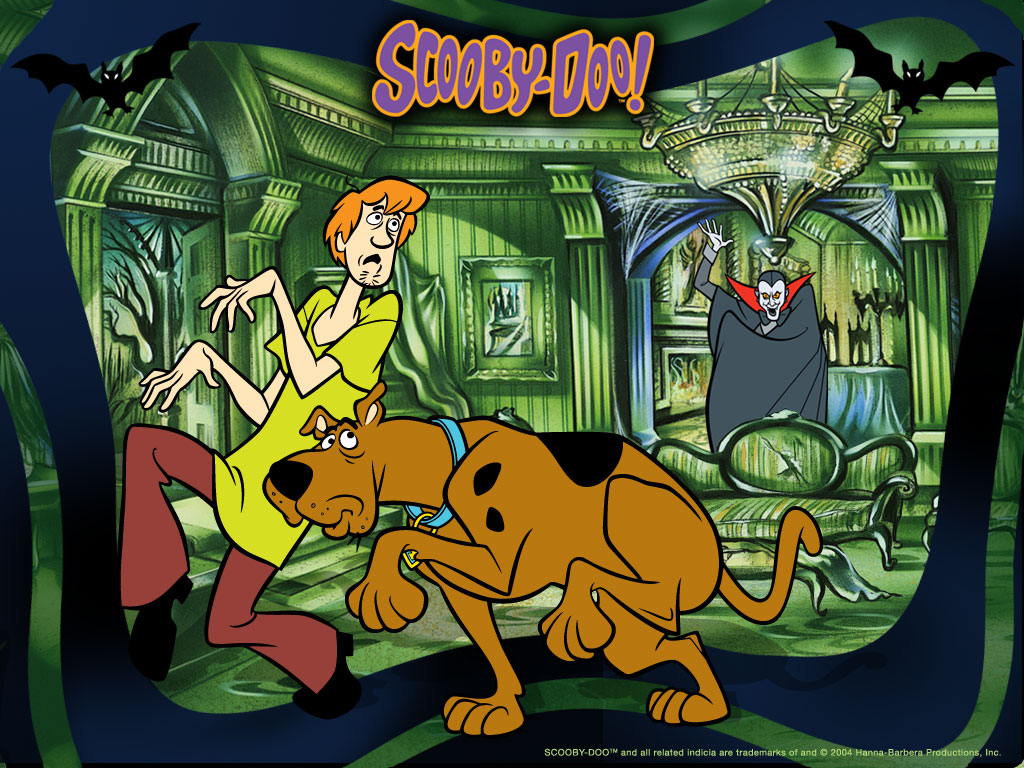 Pages Scooby Van Doo Coloring