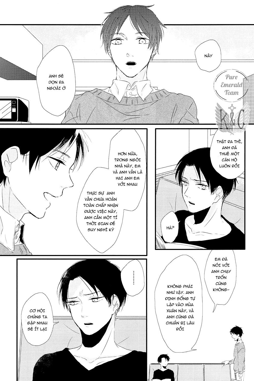Trang 25 - [Pure Emerald] - Nước chảy đá mòn (Riren) (- Kiro (Kouko)) - Truyện tranh Gay - Server HostedOnGoogleServerStaging