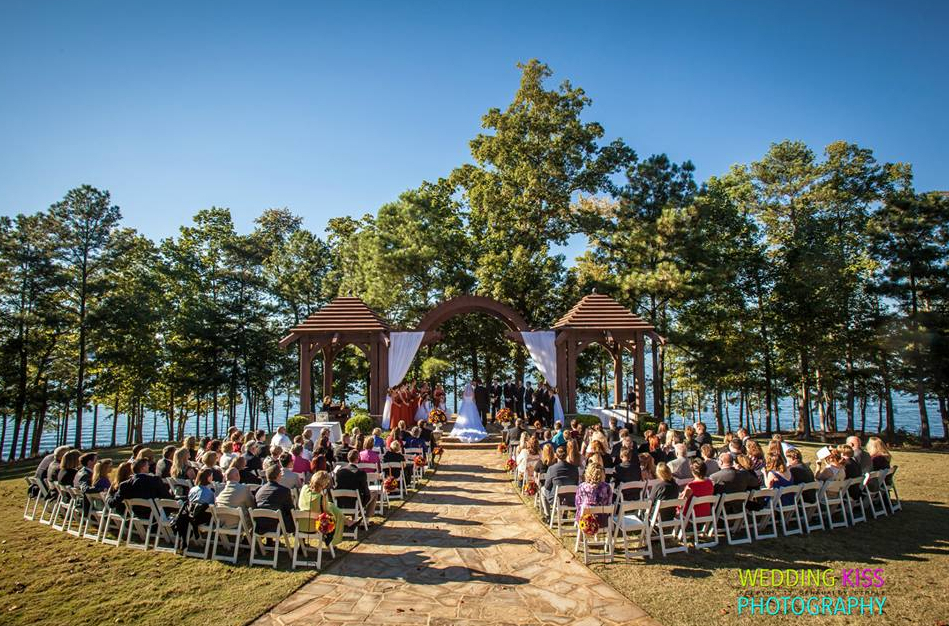Lake Lanier Islands Wedding Venue